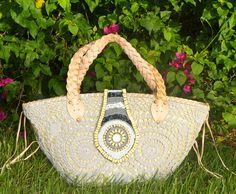 Ibiza Crochet Bag
