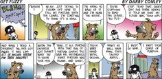 Get Fuzzy strip for May 10, 2015