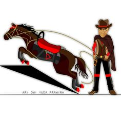 horse-and-coboy-61742 Personal Design