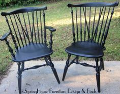 Vintage cosco chairs stepstools