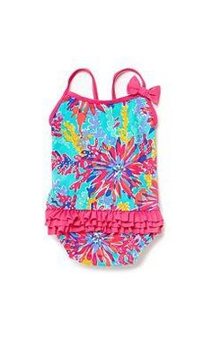 Lilly Pulitzer Resort '13- Isa Infant Swimsuit
