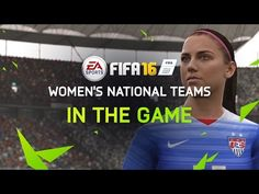 """A Bunch Of Men Are Freaking Out Because The Latest """"FIFA"""" Game Includes Women - BuzzFeed News"""