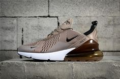 new styles e54f8 14a9a Nike Air Max 270 Sepia Stone AH8050-200 Popular Sneakers, Sneakers For Sale,