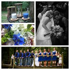Another snap shot of what Anna and Christians wedding was really like 8/3/13
