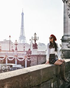 A blogger's guide to Paris: 30 most instagrammable places in Paris