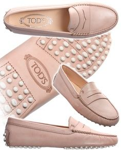 48a88a1639e Pink Tod s Womens Driving Shoes