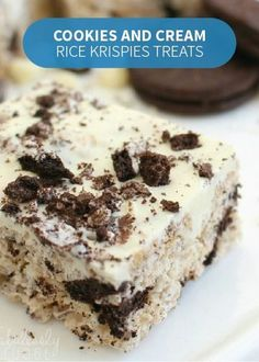 Rice krispies, Rice krispies treats and Quick and easy recipes