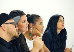 Das Casting für den Kurvenstars-Kalender 2013: die Jury