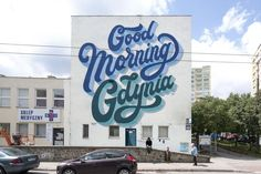 """GOOD MORNING GDYNIA"" by Alexis Taieb aka TYRSA"