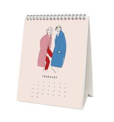 2016 Desktop Calendars Suppliers in United States at Njprintandweb.com.