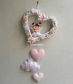 È #nata #fatima, un #angelo di #bambina! #creativalove #fiocconascita #nascita #bimba #fioccorosa #ghirlandanascita #instamamme #mamme #mammeinattesa #dolceattesa #creativemamy #handmade #fattoamano