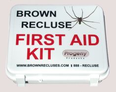 Only re-pinning this as a brown recluse almost killed our 85 pound lab last year...