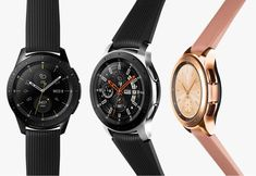 The New Samsung Galaxy Watch Has Over 80 Hours Of Battery Life New Samsung Galaxy, Tech Gifts, Fashion Watches, Omega Watch, Smart Watch, Accessories, Gadgets, Gift Ideas, Blog
