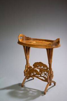 Emile Gallé, table