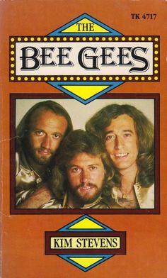 THE BEE GEES - Bio Paperback Book - 1978 Kim Stevens 1st Edition - Scarce | eBay