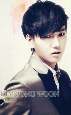 Super Junior - YESUNG   Kim Jong Woon , you make me swoon !!!  :)