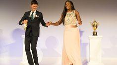 Serena, Djokovic named tennis 'world champions' for 2015
