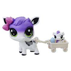 Littlest Pet Shop Pet Pair (cows)