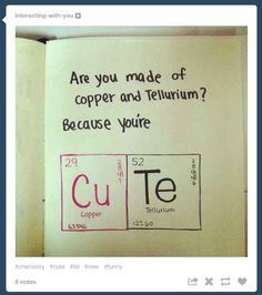 You're Cute. This makes me think of Milsaps L Milsaps Johnson and Edwards Edwards Edwards A because science jokes. Flirting Quotes For Her, Flirting Texts, Flirting Humor, Quotes For Him, Dating Humor, Daily Quotes, Nerd Jokes, Nerd Humor, Funny Jokes