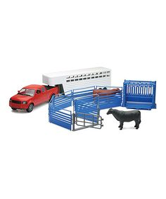 Look at this Rancher Truck Set on #zulily today!