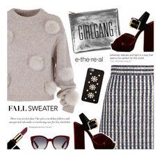 """Sweater"" by ino-6283 ❤ liked on Polyvore featuring TIBI, Miu Miu, Sarah Baily, Prada, MICHAEL Michael Kors and Gucci"