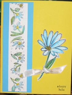 watercolor in full bloom by ket68 - Cards and Paper Crafts at Splitcoaststampers