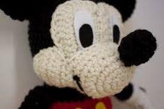 Resultado de imagen de mickey mouse crochet