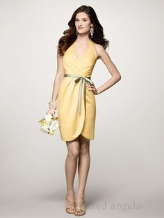 Bridesmaids Dress Option 5 (this is their 2nd favourite)
