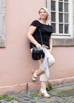 Offshoulder, Culotte, Summer Style, Streetstyle, Bloggerlook