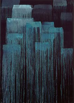 simple and beautiful by Pat Steir