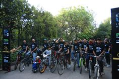 Hundreds of cyclists join in to support Earth Hour 2012   http://www.earthhour.in/show-details.aspx?Id=Nw%3D%3D-kyVmBsPtB9c%3D=NEWS