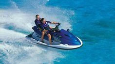 Любите скорость и океан?  Что может быть лучше гонки на аквабайках?