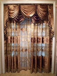 luxury leopard curtains - Google Search
