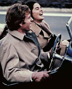 Ryan O'Neal and Ali MacGraw inLove Story dir. Arthur Hiller (Paramount, 1970)