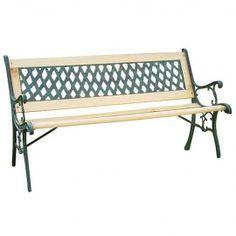 Banca de gradina Green C 012 Strend Pro 802026 Outdoor Furniture, Outdoor Decor, Bench, Home Decor, Decoration Home, Room Decor, Home Interior Design, Desk, Backyard Furniture