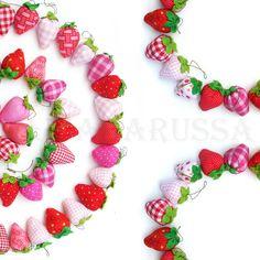 Lovely Lavender strawberries