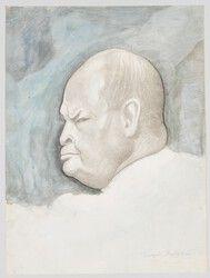Whitney Museum of American Art: Joseph Stella: Self-Portrait