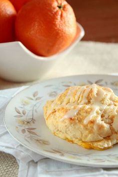 Orange Scones by pastryaffair, via Flickr