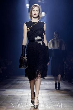 Lanvin Ready To Wear Fall Winter 2013 Paris