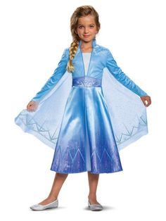 Disney's Frozen 2 movie is out and your favourite characters are out on another adventure. Find the best Frozen 2 Elsa costume for kids. Elsa Costume For Kids, Toddler Costumes, Girl Costumes, Disney Costumes For Kids, Elsa Dress, Dress Up, Halloween Kostüm, Halloween Costumes, Frozen 2