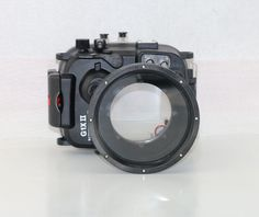 178.00$  Buy here - http://alij0h.worldwells.pw/go.php?t=32514066775 - Meikon 40m/130ft Camera Underwater Diving Housing Case for Canon G1X II 178.00$