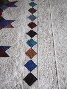 Tamarack Shack: Scrappy Squares Quilted