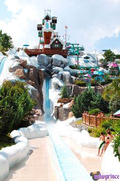 #3 Summit Plummet | Disney's Blizzard Beach at Walt Disney World Resort, Orlando, Florida -World's Wildest Water Slides