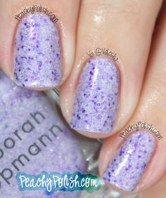 "Deborah Lippmann - ""Do The Mermaid"", Summer 2013 Mermaid's Collection"