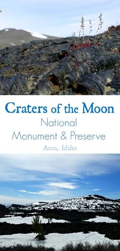 Craters of the Moon National Monument & Preserve, Arco, Idaho | The Good Hearted Woman