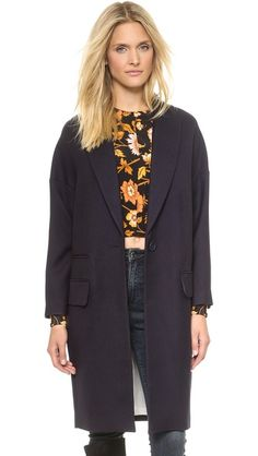 By Malene Birger Rhapsody 3/4 Length Coat