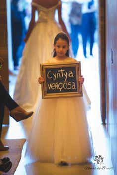 Cyntya Verçosa : vestidos e acessórios de noiva no CASAR - casar.com