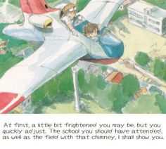 "Ghibli Blog: Studio Ghibli, Animation and the Movies: Imoto He - ""For My Sister"" (1983)"
