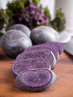 Why are Purple Potatoes Purple?   4 Delicious Purple Potato Recipes