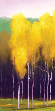 Spring Meadow - ©Teri Jonas (via art.com)